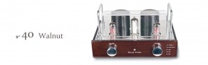 Blue Aura v40 Blackline Tube Amplifier - Walnut