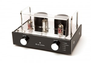 Blue Aura v40 Blackline Tube Amplifier - Black