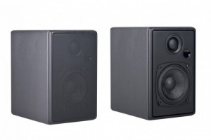 Blue Aura X30 Bluetooth Stereo Loudspeakers - Graphite Finish