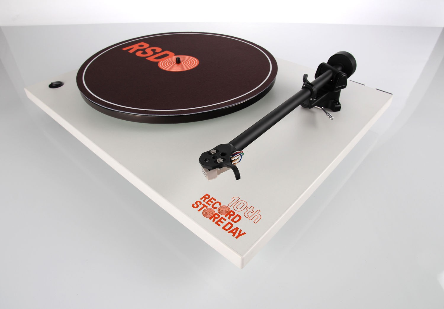 Rega - Record Store Day 2017 - 10th Anniversay Limited Edition Planar1/RP3 Hybrid
