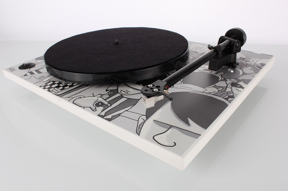 Rega - Record Store Day 2016 - Pete McKee Limited Edition