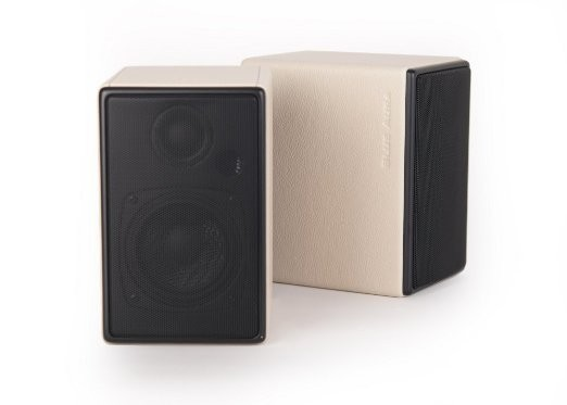 Blue Aura X30 Bluetooth Stereo Loudspeakers - Sahara Finish