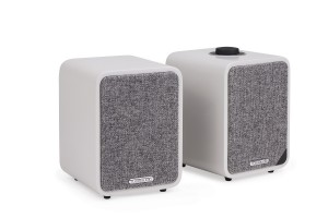 Ruark MR1 MK2 Active Bluetooth Speakers - Grey